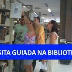 Conheça a biblioteca: Visita Guiada